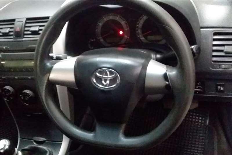 Toyota Corolla 1.6 quest 2016