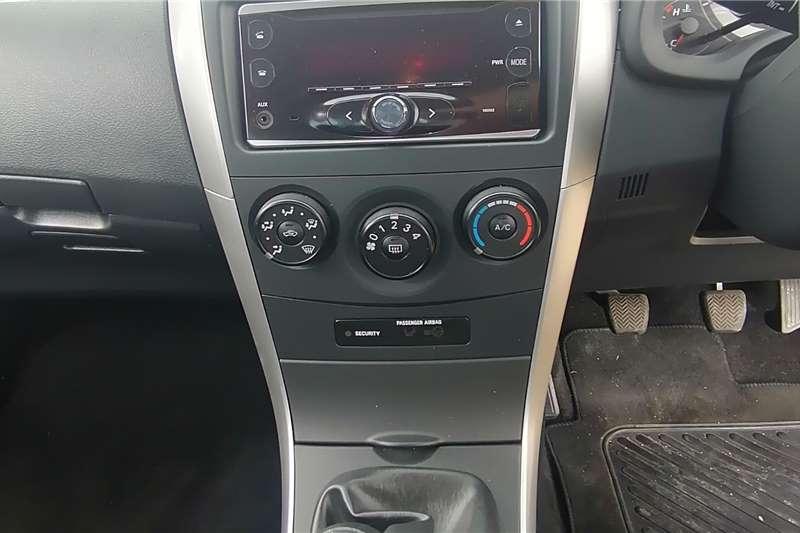 Toyota Corolla 1.6 Quest 2017