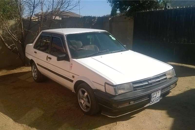 Toyota Corolla 1.6 Sprinter 1987