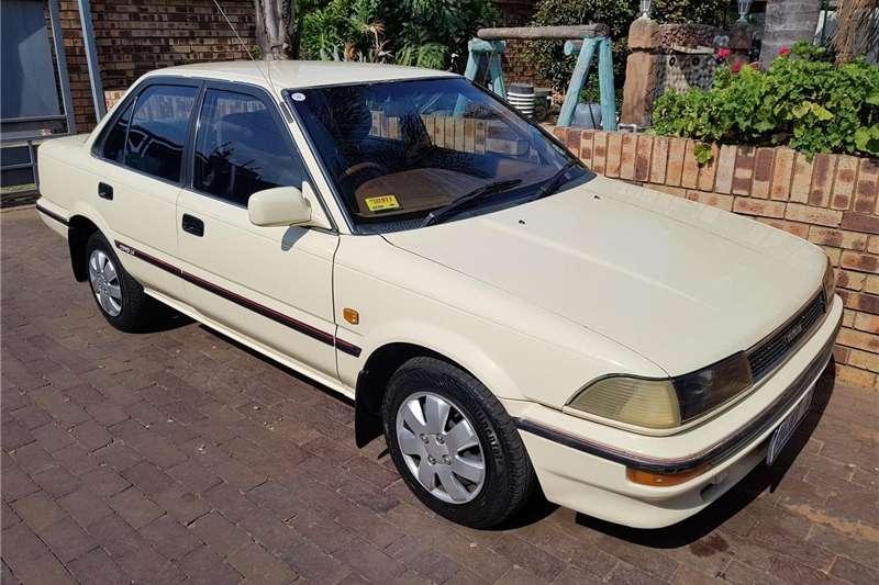 Toyota Corolla 1.6 Sprinter 1989