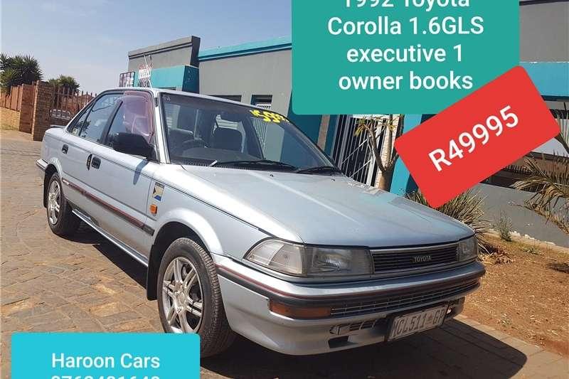 Toyota Corolla 1.6 Sprinter 1992
