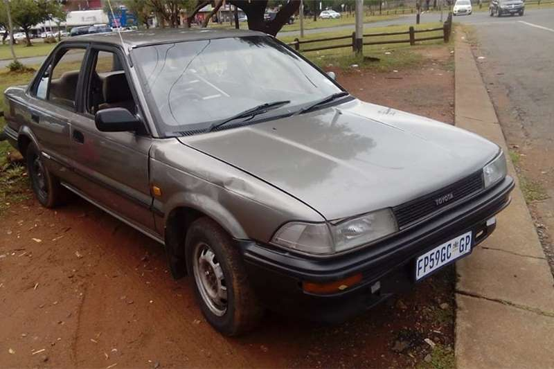 Toyota Corolla Cars For Sale In Gauteng Priced Between 20k And 50k