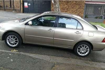 Used 2006 Toyota Corolla 1.6 Sprinter