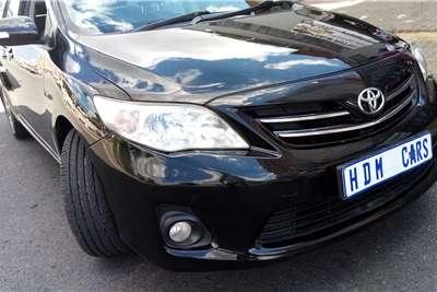 Used 2011 Toyota Corolla 1.6 Sprinter