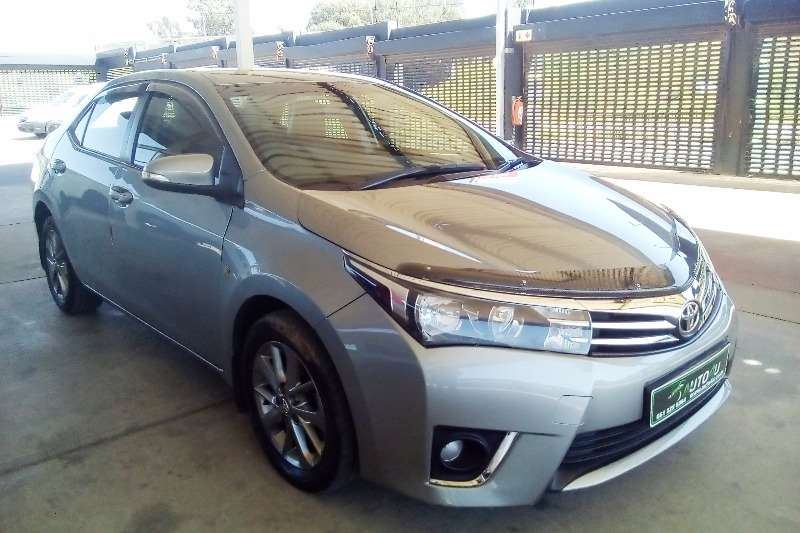 Toyota Corolla 1.6 Sprinter 2014