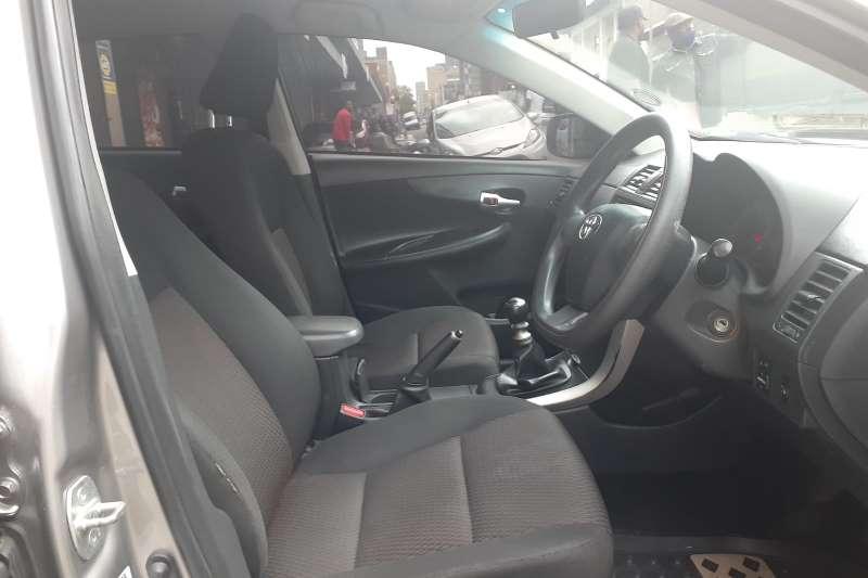 Used 2016 Toyota Corolla 1.6 Sprinter