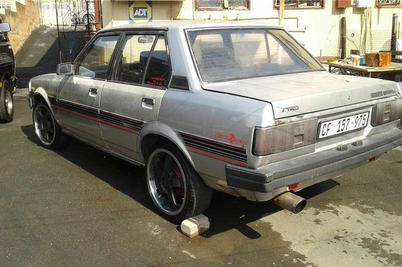 Toyota Corolla 1.8 Advanced 1982
