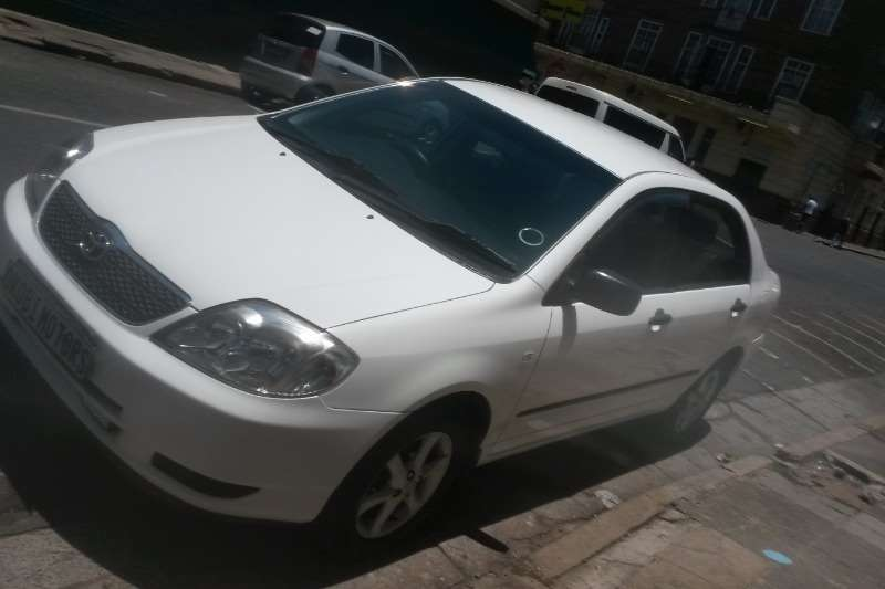 Toyota Corolla 1.8 Advanced 2003