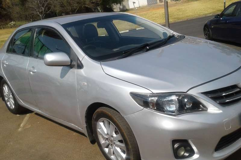 2008 Toyota Corolla For Sale >> Toyota Corolla 1 8 Advanced