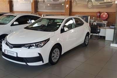 Used 2020 Toyota Corolla