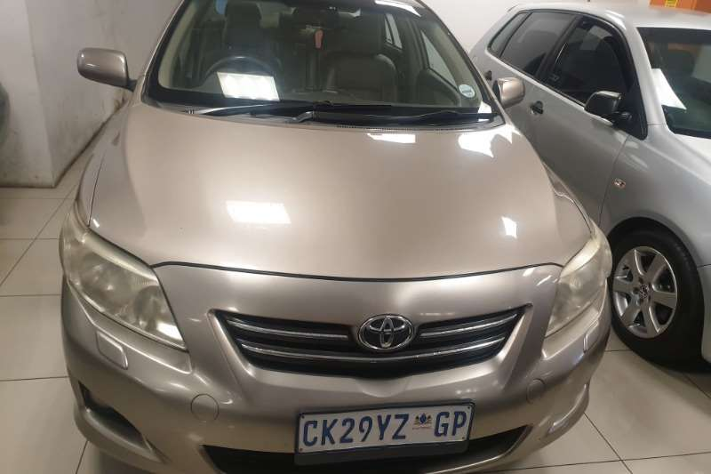 Toyota Corolla 1.8 Exclusive 2008