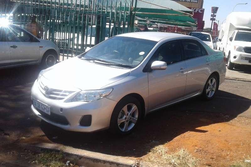 Toyota Corolla 1.8 Exclusive 2012