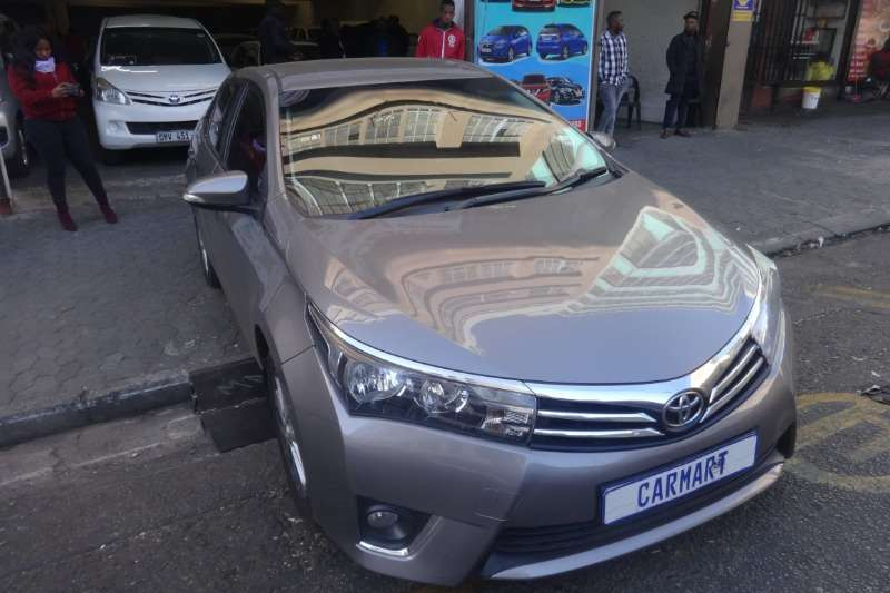 Toyota Corolla 1.8 Exclusive 2014