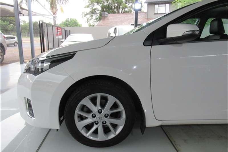 Used 2015 Toyota Corolla 1.8 Exclusive