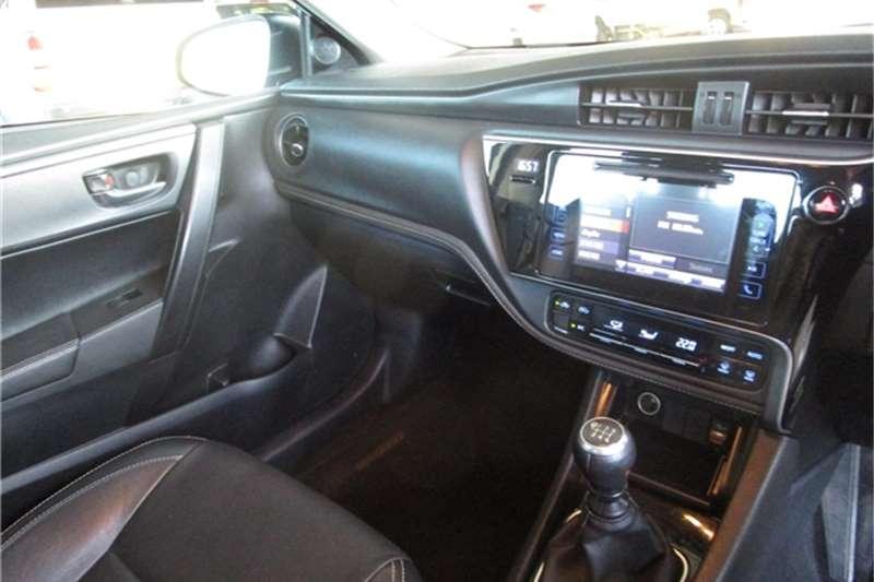 2017 Toyota Corolla Corolla 1.8 Exclusive