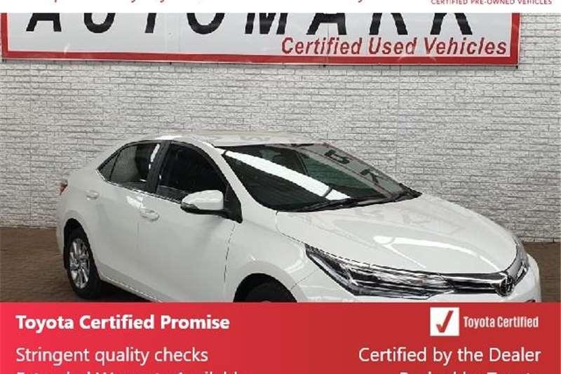 Toyota Corolla 1.8 Exclusive 2019