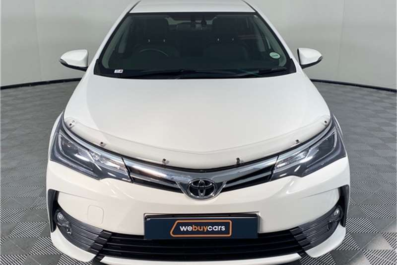 Used 2019 Toyota Corolla 1.8 Exclusive