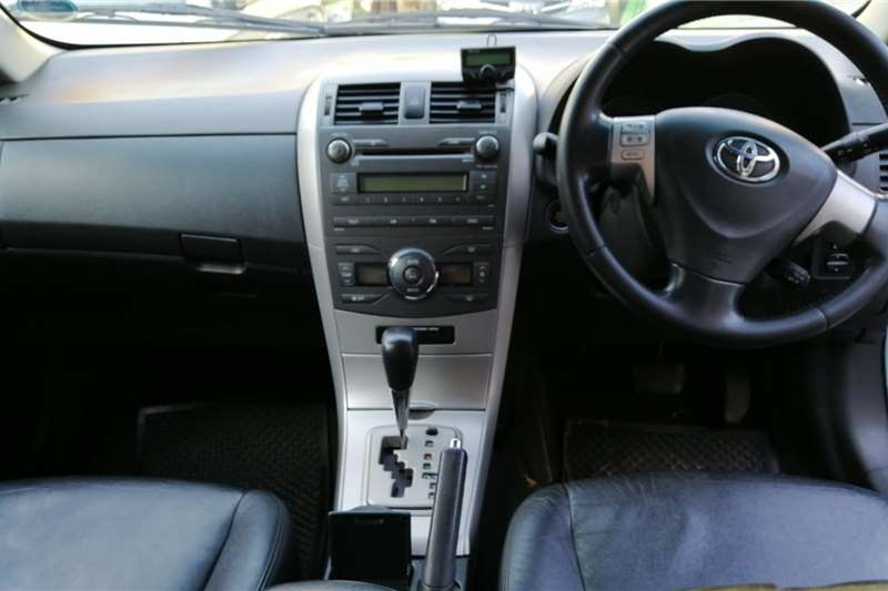 2009 Toyota Corolla Corolla 1.8 Exclusive auto