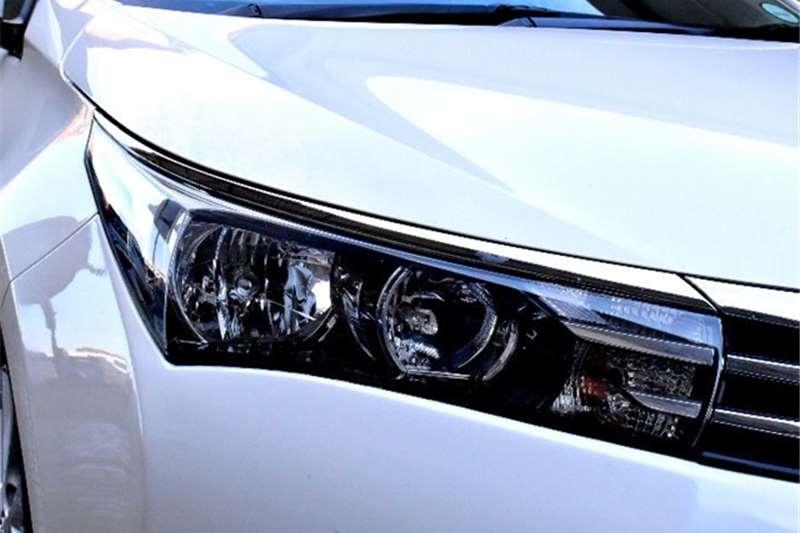 Toyota Corolla 1.8 Exclusive auto 2014
