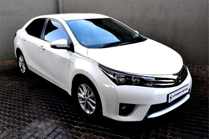 2014 Toyota Corolla Corolla 1.8 Exclusive auto