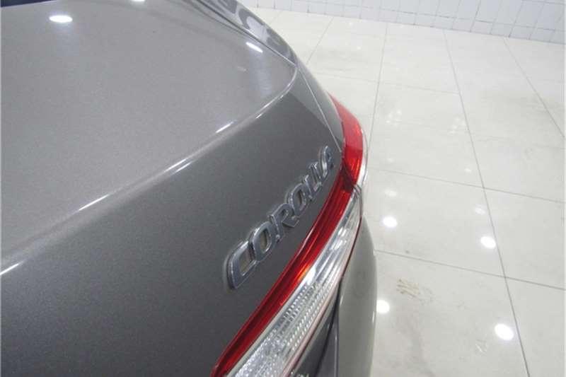 2015 Toyota Corolla Corolla 1.8 Exclusive auto