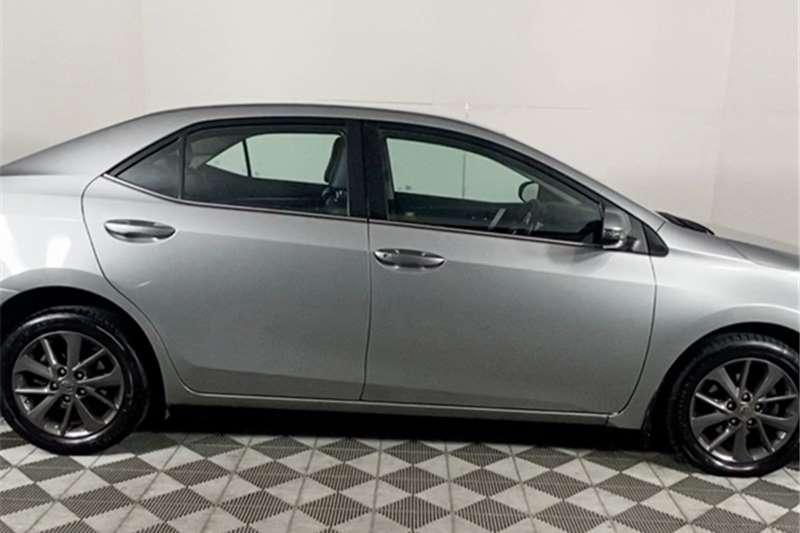 2016 Toyota Corolla Corolla 1.8 Exclusive auto