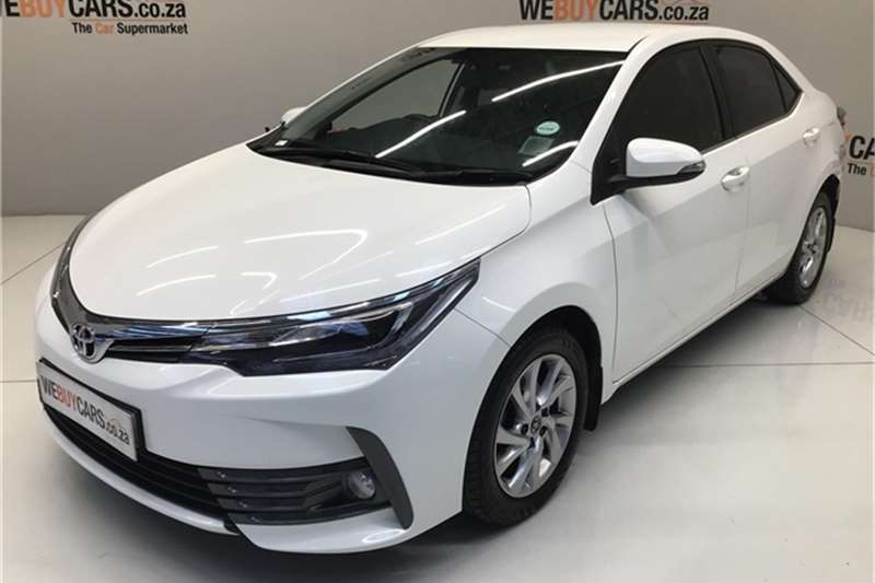 Toyota Corolla 1.8 Exclusive auto 2017