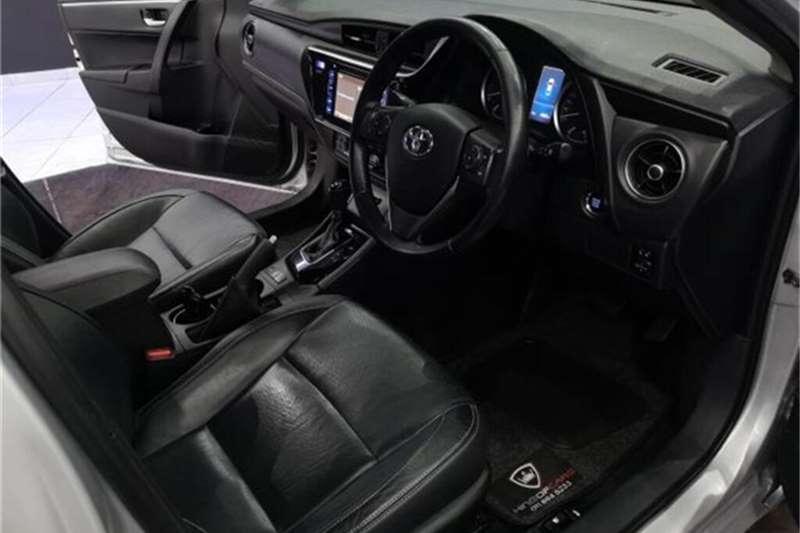 2017 Toyota Corolla Corolla 1.8 Exclusive auto