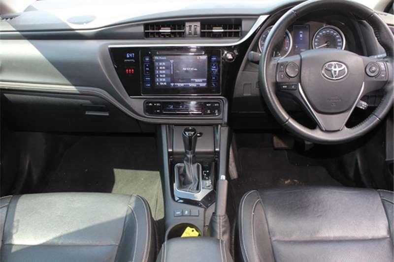 Used 2018 Toyota Corolla 1.8 Exclusive auto