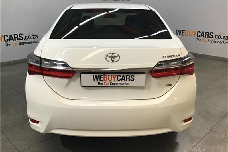 Toyota Corolla 1.8 Exclusive auto 2019