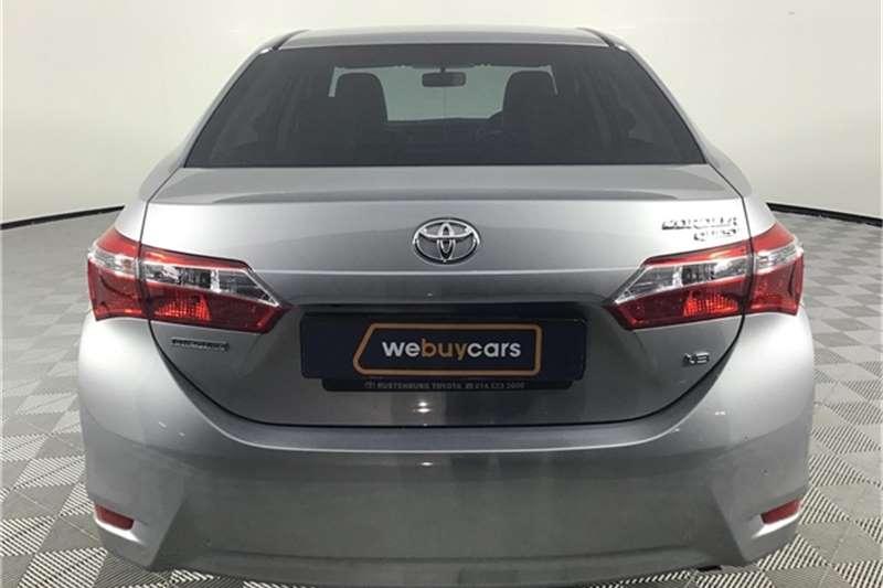 Toyota Corolla 1.8 Exclusive auto 2020