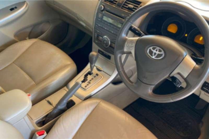2008 Toyota Corolla Corolla 1.8 Exclusive automatic