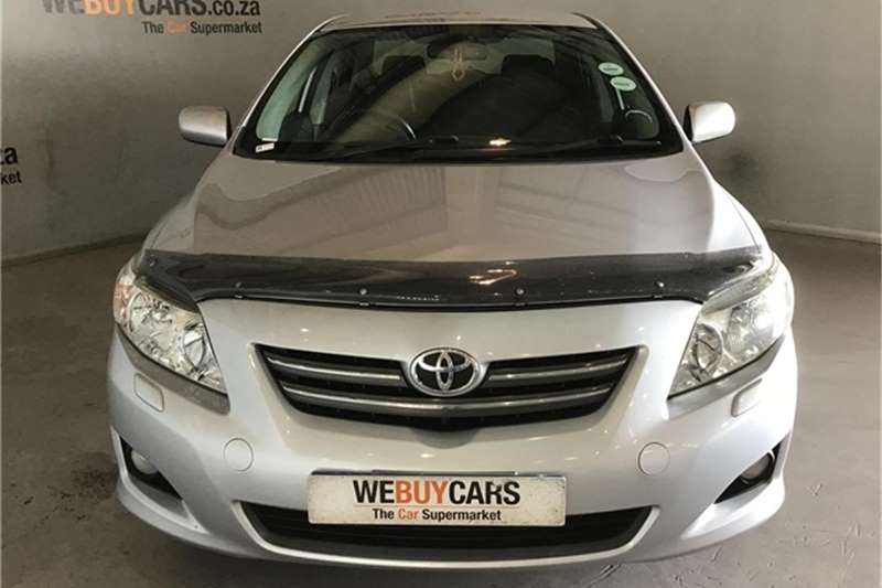 Toyota Corolla 1.8 Exclusive automatic 2009