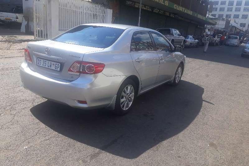 Toyota Corolla 1.8 Exclusive automatic 2010