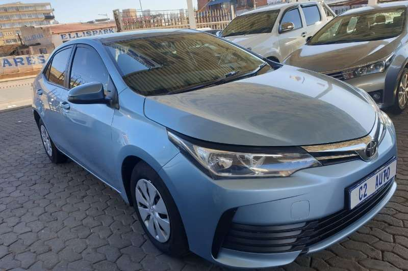 Used 2020 Toyota Corolla 1.8 Exclusive automatic