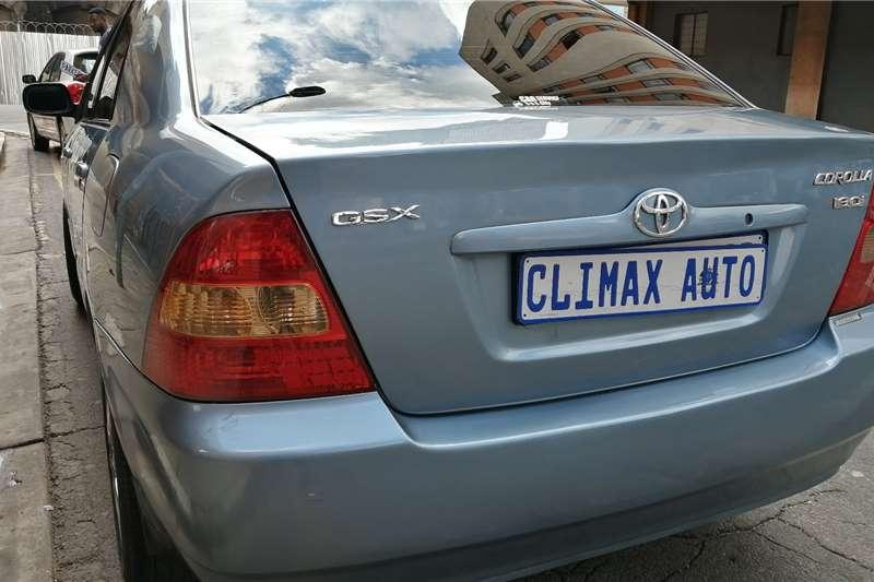 Toyota Corolla 1.8 GSX 2002