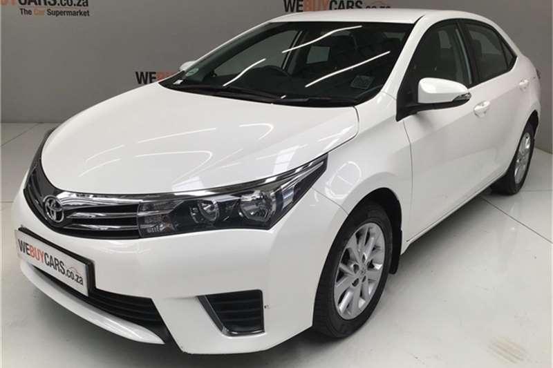Toyota Corolla 1.8 Prestige 2014