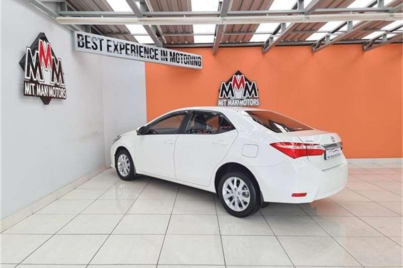 Used 2014 Toyota Corolla 1.8 Prestige