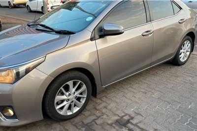 2014 Toyota Corolla Corolla 1.8 Prestige