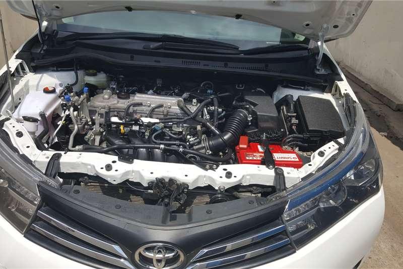 Toyota Corolla 1.8 Prestige 2015