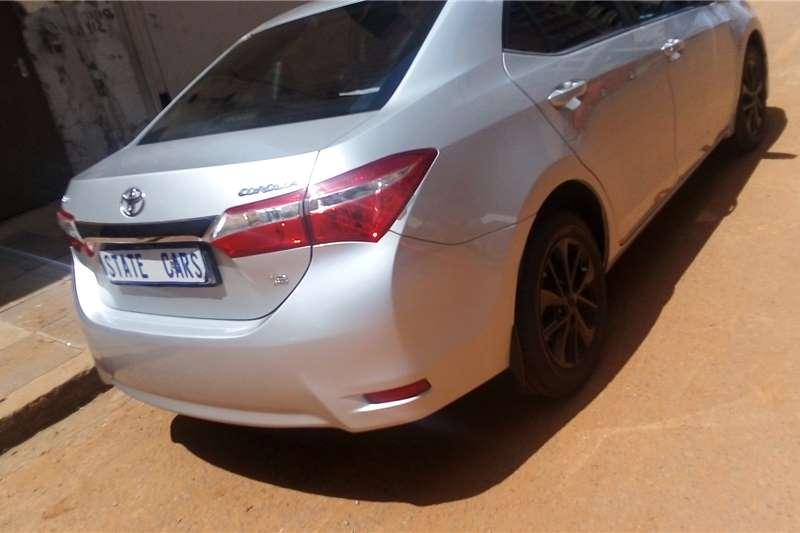 2015 Toyota Corolla COROLLA 1.8 PRESTIGE