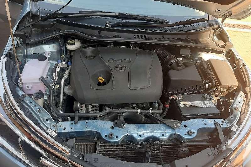 Used 2015 Toyota Corolla COROLLA 1.8 PRESTIGE