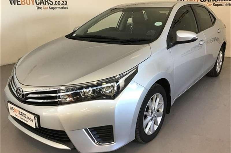 Toyota Corolla 1.8 Prestige 2016
