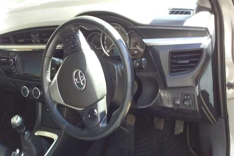 Used 2016 Toyota Corolla 1.8 Prestige