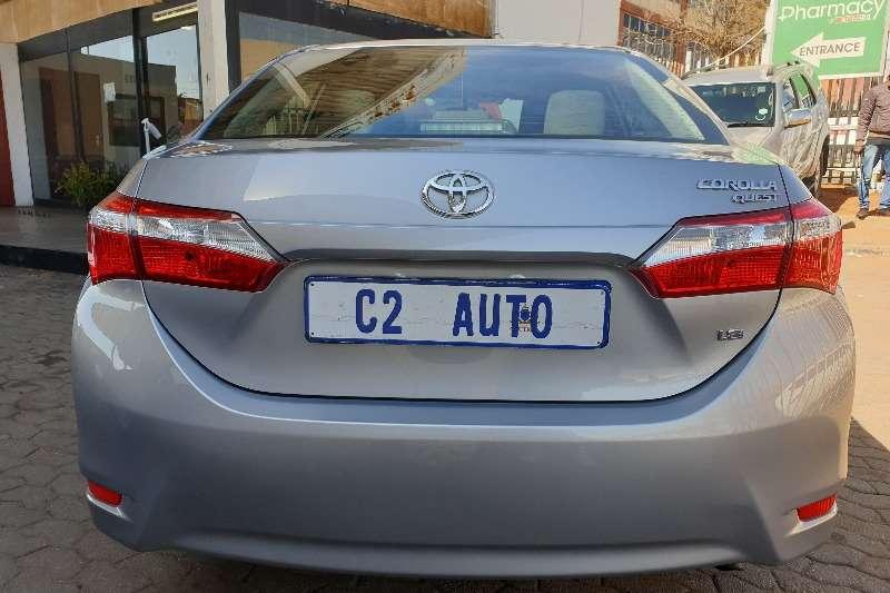 Used 2021 Toyota Corolla 1.8 Prestige