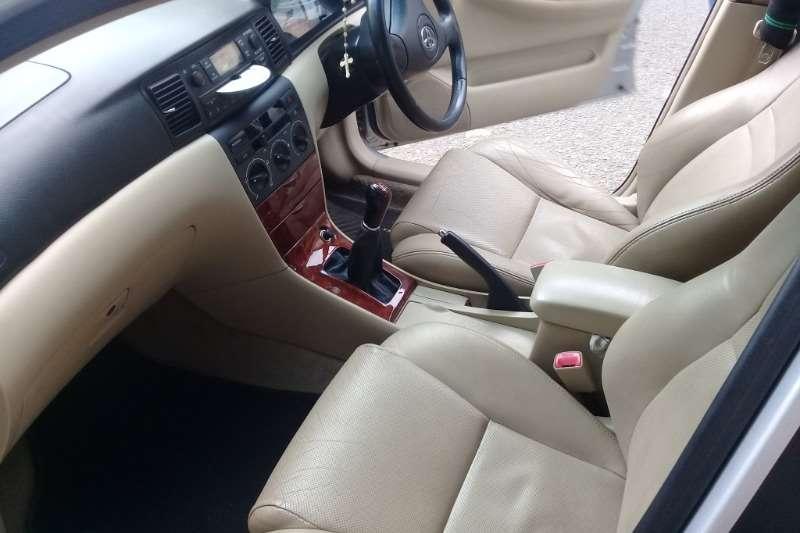 Toyota Corolla 1.8GSX 2004