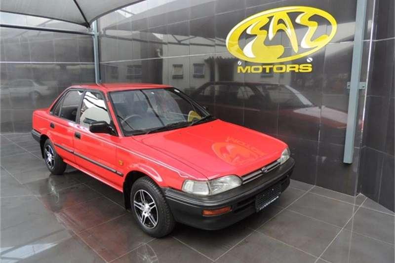 Toyota Corolla 130 1993