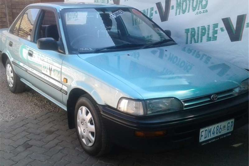Toyota Corolla 130 1996