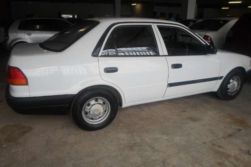 Toyota Corolla 140i 2002