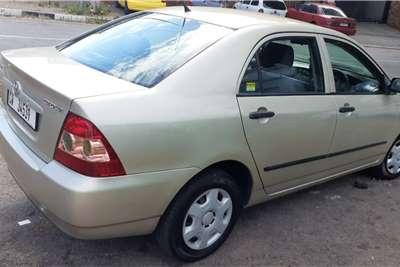 Toyota Corolla 140i 2005